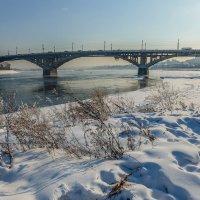 Старый Ангарский мост. Иркутск. :: Rafael