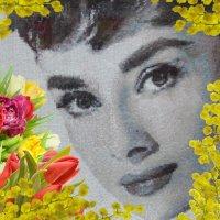 Тюльпаны, мимозы и Женщина :: genar-58 '