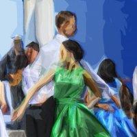 В ритме танца :: Татьяна Панчешная