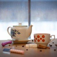 Горячий чай :: Олег