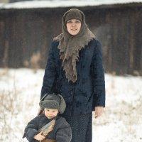 Наталья с Сашей (сестра и брат) :: Дмитрий Головин