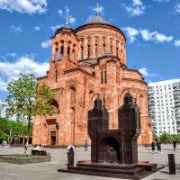 Армянская Апостольская церковь :: Анатолий Колосов