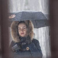 Ни дождь, ни снег нам нипочем :: marmorozov Морозова