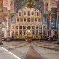 городская церковь Тараз :: Дмитрий Потапкин