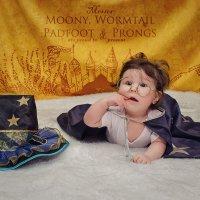 Малышка-волшебница. :: Елена Данько