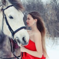 Чудесная Анастасия :: Мария