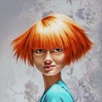 Кукольный образ. :: Наталья Борисова