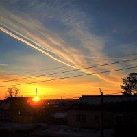 Восход солнца :: Николай Сапегин