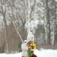 в день 8 Марта...! :: Олька Никулочкина