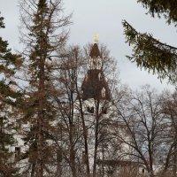 Иосифо -Волоцкий монастырь :: Александр Тверской
