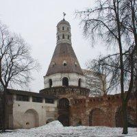 Солевая башня. (1640гг.) :: Oleg4618 Шутченко