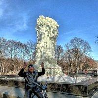 Парковый фонтан :: Сергей Данилов