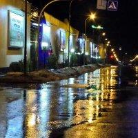 после ночного дождя... :: юрий иванов