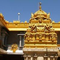 Храм Шивы, Карнатака. :: Ольга Васильева