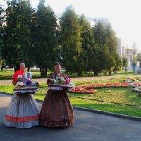 Коробейницы в Харькове...) :: Любовь К.