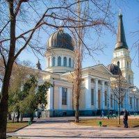 Утро 8 марта на Соборке. :: Вахтанг Хантадзе