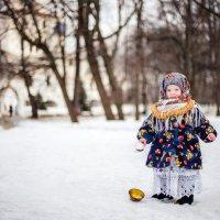 Русская зима в Коломенском :: Анастасия Махова