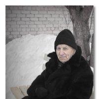 Скамейка для одиночества :: A. SMIRNOV