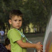 Мальчик :: Andrey Mitrofanov