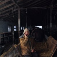 О сельской жизни :: Елена Ерошевич
