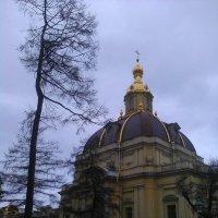 Церковь в Петропавловской крепости. (Санкт-Петербург) :: Светлана Калмыкова