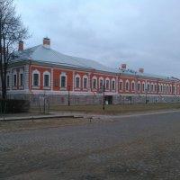 Комендантский дом в Петропавловской крепости. (Санкт-Петербург) :: Светлана Калмыкова