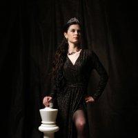 Черная королева :: Natalia Petrenko