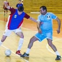 Борьба за мяч! :: Вячеслав Назаренко