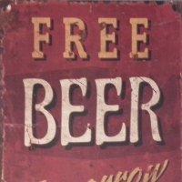 Бесплатное пиво завтра! :: Natalia Harries