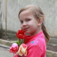 Цветы :: Валерий Басыров