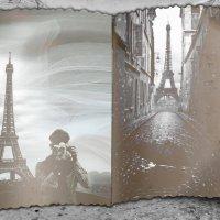 воспоминания о Париже :: Григорий Погосян