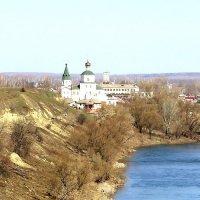 Старинный русский город Мценск на р. Зуша (Орловская обл.) :: Борис Митрохин