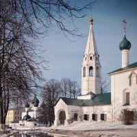 Прозрачный март :: Николай Белавин