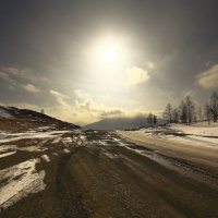 К солнцу 2 :: Сергей Жуков