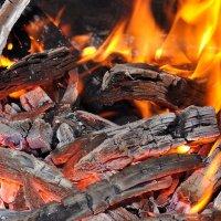 Внутри огня :: Виктор Филиппов
