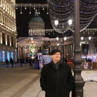 Санкт-Петербург. Новогодняя прогулка по городу. :: Александр