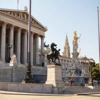 Здание парламента в Вене :: Вадим *