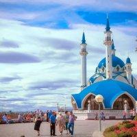 Мечеть Кул-Шариф. Казань :: Helga Helga