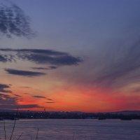 На закате :: Сергей Щербинин