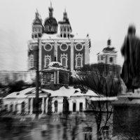 Не оскверняйте храм чужой Души. :: Ирина С