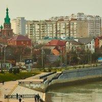 Городские зарисовки. Набережная 3 :: Алекандр Зиновьев