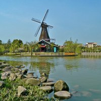 Кусочек Нидерландов в Китае :: Андрей K.