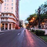 Prado Street, Havana :: Arman S