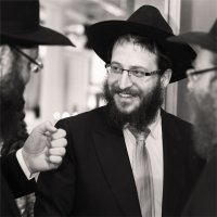 Rabbiner Eleizer Chitrik :: Grigory Spivak