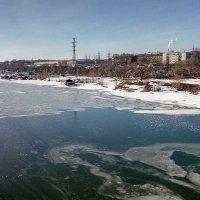 Скоро ледоход :: Александр Алексеев