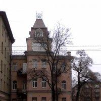 Дом начала 20-века :: Svetlana Lyaxovich