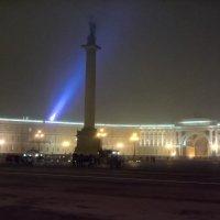 Туман на Дворцовой площади :: Митя Дмитрий Митя