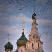 Мартовские отражения :: Николай Белавин