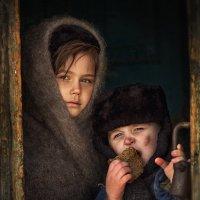 """фотопроект """"Дети войны"""" :: Оксана Зволинская"""