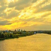 Летний закат :: Виктор Заморков